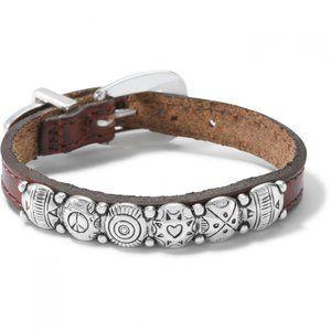 NWT Brighton Harmony Bandit Bracelet